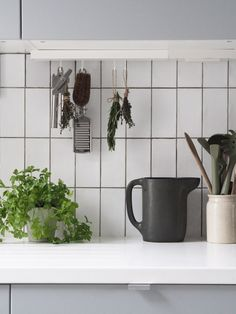 IKEA kitchen makeover before and after - the wonderful everyday - grey kitchen - kitchen transformation