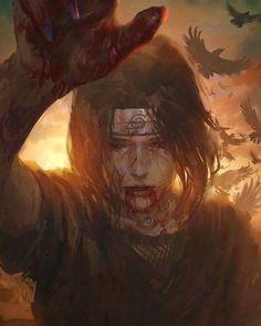 Itachi Uchiha, Naruto Shippuden Sasuke, Naruto And Sasuke, Gaara, Anime Naruto, Wallpaper Naruto Shippuden, Naruto Cute, Naruto Wallpaper, Otaku Anime