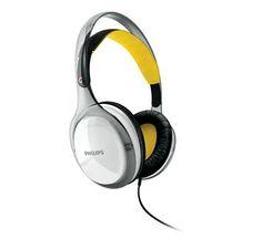 #Sonido nítido con estos #auriculares de banda interior auto-ajustable de #philips  Auriculares con banda de sujeción flexible SHL9560/10