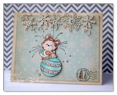 Winter Wishes by ~Fee~ - Cards and Paper Crafts at Splitcoaststampers