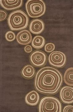 Momeni New Wave NW120EAR26E0 Earth Rug Hand-tufted by expert artisans in china. Special blend of the highest quaity chinese wools. These rugs have the softest of hands and a shine that is unsurpassed. Many new wave designs feature hand carving for added depth and a tibetan-like weave, mostly found in hand-knotted rugs, but expertly achieved in these hand-tufted pieces. #MomeniInc. #Home