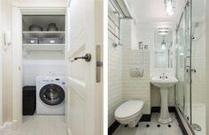 Как на 29 квадратных метрах сделать двухкомнатную квартиру - Дизайн интерьеров   Идеи вашего дома   Lodgers
