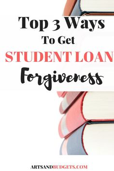 Soon after I graduated grad school, I realized that I had gotten myself in a lot of student loan debt and I was stuck with paying it off. I did a ton a research and applied what I learned to my own student loan debt! In this post, I share top ways to pay Federal Student Loans, Paying Off Student Loans, Student Loan Debt, Dave Ramsey, School Loans, Student Loan Repayment, Loan Money, Student Loan Forgiveness, Loans For Bad Credit