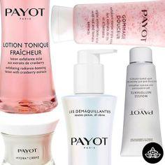 Payot Paris - Lotion Tonique Fraîcheur, Lait Démaquillant Fraîcheur, Hydra24 Creme, Mousse Nettoyante, Gommage Douceur, Hydra24 Corps - Sugarbox Settembre 2013