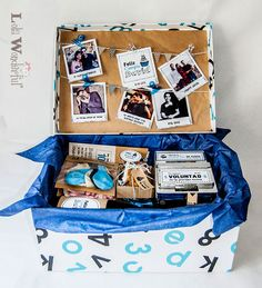 Lola Wonderful_Blog: Regalo personalizado para un hermano