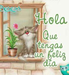 Felíz día!!!
