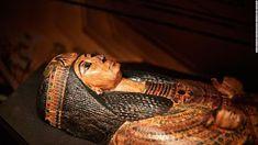 Mummy returns: Voice of mummified Egyptian priest heard years on (AOL) The Nesyamun mummy (Leeds Museum and Galleries/PA) Impression 3d, Human Voice, The Voice, Mummified Body, Ramses, Cheshire, Egyptian Mummies, City Museum, Scientific American