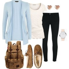 Mandy: Picture Perfect by lightupthedancefloor on Polyvore featuring polyvore fashion style Fat Face J Brand UGG Australia Ted Baker