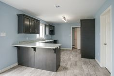The kitchen in a recently completed Patterson design!