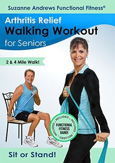 Suzanne Andrews: Arthritis Relief Walking Workout for Seniors with Free Fitness Band Bayview Entertainment http://www.amazon.com/dp/B00YIZWJQQ/ref=cm_sw_r_pi_dp_B.EJvb0T9X2RX