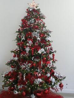 Christmas Tree Trimming kits, custom Christmas tree ornaments, theme decorated christmas trees, do it yourself, Christmas Tree decorations