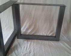 Metal Table Legs  X Frame Table Legs от BaseMetalDesign на Etsy