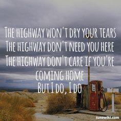 Highway Don't Care~ Tim McGraw