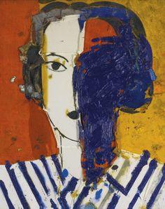 'Hommage à Matisse' (1999) by Manolo Valdés