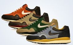 Nike Air Safari's