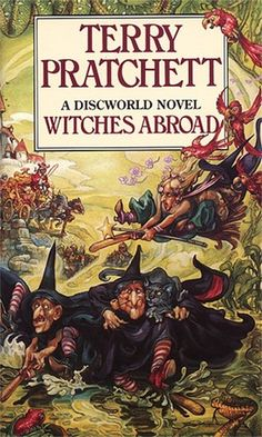 "Terry Pratchett - ""Witches Abroad"""