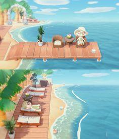 Animal Crossing 3ds, Animal Crossing Wild World, Animal Crossing Villagers, Animal Crossing Qr Codes Clothes, Animal Games, My Animal, Post Animal, Animated Gifs, Motifs Animal