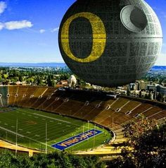 Final score was 15-13, not sure it was quite like Alderaan.