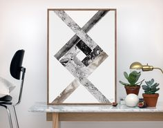Knot by K Krogh, limited edition of 200 (50 x 70 cm), € 100