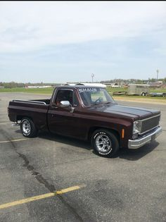 199 best cool 73 87 chevy c 10 trucks images in 2019 chevy pickups rh pinterest com