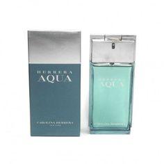#perfume para hombre Aqua de #CarolinaHerrera