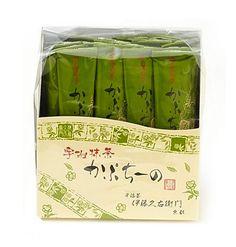 ITOHKYUEMON Kyoto Uji Matcha Cappuccino - 12g x 20 Satchets