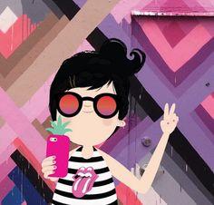 glasses.quenalbertini: 'Lubi' Luiza Bione | Google Search