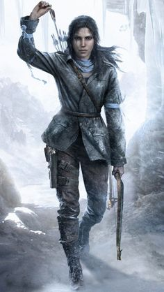 Download Wallpaper 640x1136 Rise of the tomb raider, Tomb raider ...