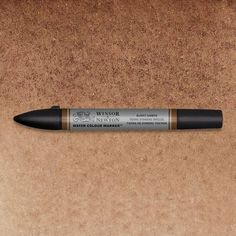 Winsor & Newton Watercolor Markers are expertly crafted with dual nibs to enable you to achieve unrivalled definition and control. A rich dark brown pigment, Burnt Umber is made from natural brown clays found in earth. It was named after Umbria, a region in Italy where it was mined. Burning the raw pigment intensifies its color. #ArtMarkers #ArtSupplies #Art