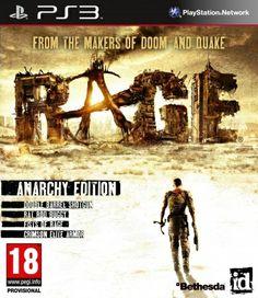 #Rage Anarchy Edition PS3 Games, #DubaiGamesShop
