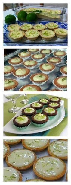 Tortinha de limão universitária fácil veja>> salve este pin #bolo#torta#doce#sobremesa#aniversario#pudim#mousse#pave#Cheesecake#chocolate#confeitaria