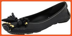 French Sole FS/NY Women's Clove,Black Calf,7 M US - Flats for women (*Amazon Partner-Link)