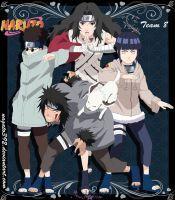 Team 8 by nagato392