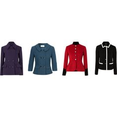sg jackets by shop2082 on Polyvore featuring мода, McQ by Alexander McQueen, Lauren Ralph Lauren and CC