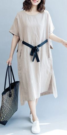 trendy ideas for fashion clothes summer dress patterns Trendy Dresses, Casual Dresses For Women, Casual Outfits, Fashion Outfits, Summer Dresses, Clothes For Women, Casual Clothes, Dress Fashion, Fashion Clothes