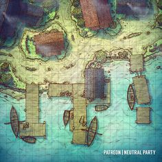 Post with 5004 votes and 172111 views. Tagged with dnd, pathfinder, tabletop games, dungeons and dragons, battlemap; Shared by UrzasMine. 50 Battlemaps by Neutral Party Dungeons And Dragons Homebrew, D&d Dungeons And Dragons, Fantasy Map, Fantasy Places, Fantasy Battle, Dnd World Map, Grimgar, Pathfinder Maps, Village Map