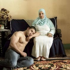 Egypt, Mother and Son The work of Denis Dailleux, who has been living in Cairo for the past nine years