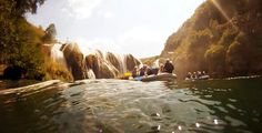 rafting-una-aqua(1).jpg (1000×511) Una river, Una National park, Bihać, Bosnia & Herzegovina