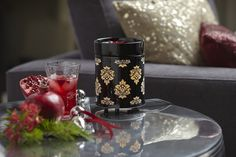 PartyLite's Forbidden Fruits range is now available in Melts and Warmers!!! Forbidden Ambience ScentGlow Warmer has an inviting glow and gives you hours and hours of your favourite Forbidden Fruits fragrance!