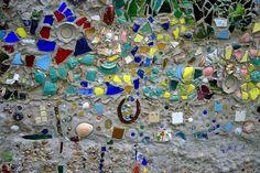 Mosaic Art Wall 3 Photograph by Jack Camden