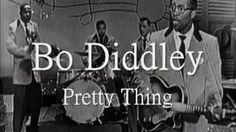 bo diddley pretty thing - YouTube