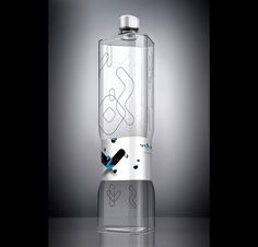 Packaging of the World: Creative Package Design Archive and Gallery: VIZIO Intelligent Water Concept