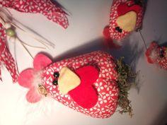 Mobiles c/ 3 galinhas