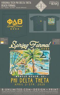 Phi Delta Theta Spring Formal Shirt | Fraternity Event | Greek Event #phideltatheta #phidelt Phi Delta Theta, Beach Formal, Virginia Tech, Formal Shirts, Fraternity, Spring Break, Sorority, Greek, Winter Vacations