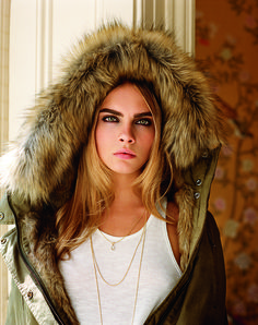It's time to get the perfect coat for the colder season. Shop our edit now! #CaraDelevingne #parka #coat #AW14 #winter