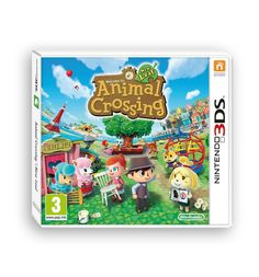 Animal Crossing New Leaf, Nintendo 3DS Game, New Sealed