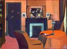 La Chambre rouge - Félix Vallotton