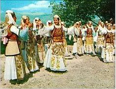 Folk Costume of South Albania