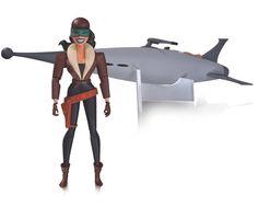 DC Collectibles Solicitations For August 2015 - BTAS Roxy Rocket, Jae Lee Designer Series & More - DC Comics - Action Figures Toys News ToyNewsI.com