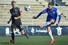 DSC verpasst im ersten Testspiel im Trainingslager den Sieg gegen den Drittligisten +++  Nur Ulm trifft beim 1:1 gegen Halle